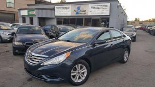 Used 2012 Hyundai Sonata GL ALLOYS BLUETOOTH for sale in Etobicoke, ON