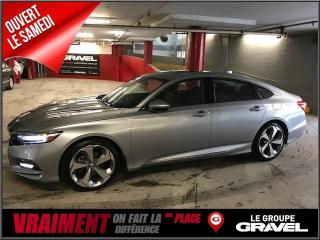 Used 2018 Honda Accord Touring - 1.5 Turbo for sale in Montreal, QC