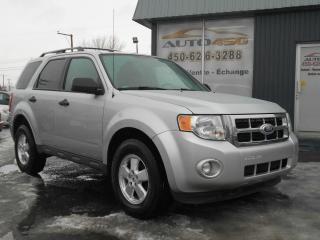 Used 2011 Ford Escape ***ATTACHE-REMORQUE/ RADIO CD/ CRUISE*** for sale in Longueuil, QC