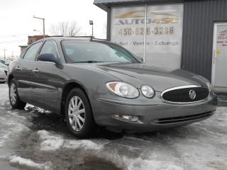 Used 2005 Buick Allure ***TOIT OUVRANT/AUTOMATIQUE/ GR.ÉLECTRIQ for sale in Longueuil, QC
