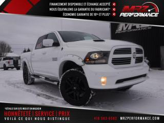 Used 2014 Dodge Ram 1500 Sport R/t Cuir for sale in Saint-gedeon-de-beauce, QC