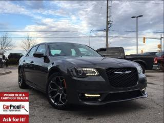 Used 2017 Chrysler 300 S**5.7L HEMI**PANORAMIC SUNROOF**NAVIGATION** for sale in Mississauga, ON