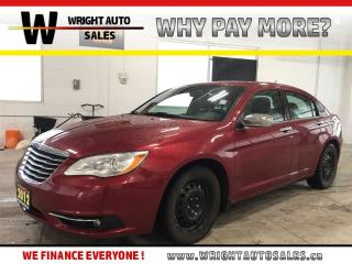 Used 2012 Chrysler 200 Limited|LEATHER|SUNROOF|BLUETOOTH|93,674 KMS for sale in Cambridge, ON