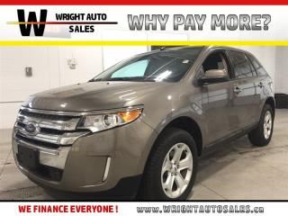 Used 2014 Ford Edge SEL|NAVIGATION|LEATHER|SUNROOF|52,861 KMS for sale in Cambridge, ON