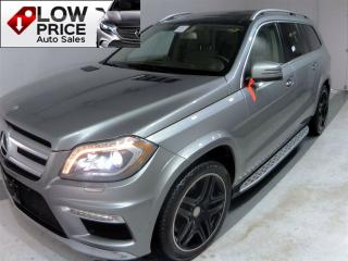 Used 2014 Mercedes-Benz GL-Class Diesel*AMGPKG*DualDVD*FullOpti* for sale in York, ON