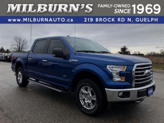 Used 2017 Ford F-150 XLT / 4X4 for sale in Guelph, ON