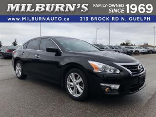 Used 2013 Nissan Altima 2.5 SV / Nav for sale in Guelph, ON