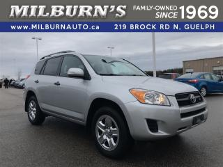 Used 2010 Toyota RAV4 BASE for sale in Guelph, ON