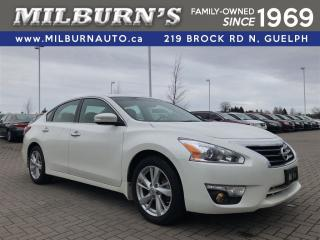 Used 2013 Nissan Altima 2.5 SL for sale in Guelph, ON