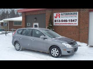 Used 2012 Hyundai Elantra Touring Heated Seats & Very Economical for sale in Elginburg, ON