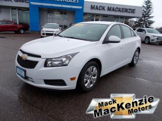 Used 2014 Chevrolet Cruze LT for sale in Renfrew, ON