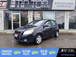 Used 2009 Chevrolet Aveo LS ** Low Km's, Automatic, Great Price ** for sale in Bowmanville, ON
