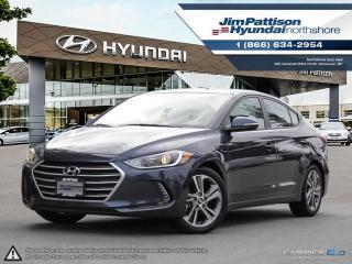 Used 2017 Hyundai Elantra GLS for sale in Surrey, BC