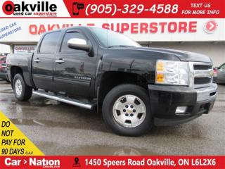 Used 2010 Chevrolet Silverado 1500 LT | 4X4 | CREW CAB | V8 | BOX LINER | A/C for sale in Oakville, ON