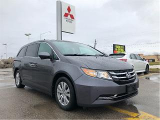 Used 2015 Honda Odyssey EX-L NAVI for sale in London, ON