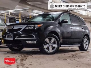 Used 2012 Acura MDX Tech 6sp at LOW KM| Accident Free| Navigaiton for sale in Thornhill, ON