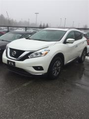 Used 2017 Nissan Murano SL AWD CVT Navigation*Leather*Pearl White for sale in Ajax, ON