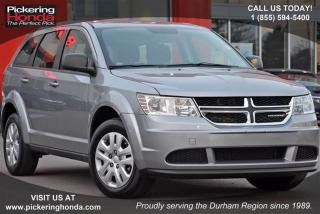 Used 2016 Dodge Journey CVP / SE Plus for sale in Pickering, ON