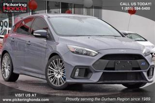 Used 2016 Ford Focus Hatchback RS for sale in Pickering, ON