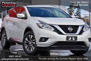 Used 2015 Nissan Murano SL AWD CVT for sale in Pickering, ON