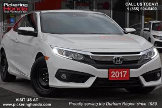 Used 2017 Honda Civic Coupe EX-T CVT HS for sale in Pickering, ON
