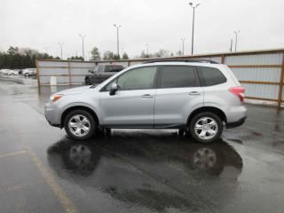 Used 2015 Subaru FORESTER  AWD for sale in Cayuga, ON