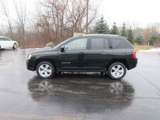 Used 2013 Jeep COMPASS NORTH 4WD for sale in Cayuga, ON