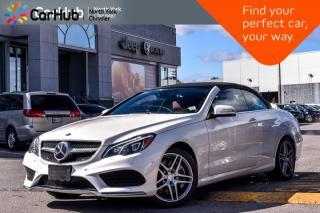 Used 2017 Mercedes-Benz E-Class E 550 |SurroundCam|RedLeather|Heat&VtdFrntSeats|18