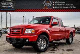 Used 2011 Ford Ranger Sport|AM/FM stereo w/CD-player MP3 Sat Radio for sale in Bolton, ON