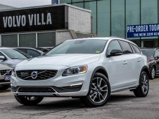 Used 2017 Volvo V60 T5 AWD Premier for sale in Thornhill, ON
