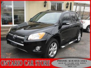 Used 2010 Toyota RAV4 Limited V6 4WD !!!1 OWNER NO ACCIDENTS!!! for sale in Toronto, ON