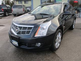 Used 2012 Cadillac SRX LOADED ALL-WHEEL DRIVE 5 PASSENGER 3.6L - V6.. LEATHER.. HEATED/AC SEATS.. SUNROOF.. NAVIGATION.. BOSE AUDIO.. BACK-UP CAMERA.. BLUETOOTH.. for sale in Bradford, ON