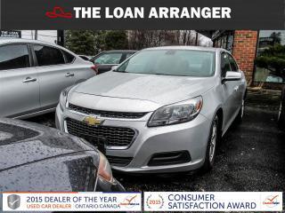 Used 2014 Chevrolet Malibu LS for sale in Barrie, ON