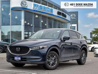 Used 2018 Mazda CX-5 GS ONE OWNER|NO ACCIDENTS|1.99 FINANCE AVAILABLE for sale in Mississauga, ON
