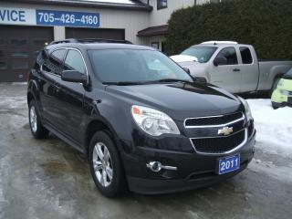 Used 2011 Chevrolet Equinox LT , AWD for sale in Beaverton, ON