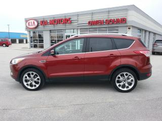 Used 2016 Ford Escape Titanium for sale in Owen Sound, ON