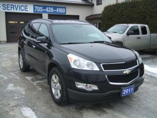 Used 2011 Chevrolet Traverse LT , AWD for sale in Beaverton, ON
