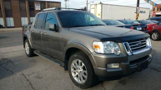 Used 2007 Ford Explorer Sport Trac LIMITED for sale in North York, ON