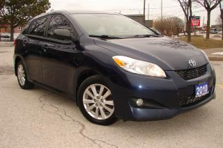 Used 2010 Toyota Matrix XR for sale in Mississauga, ON