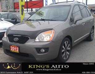 Used 2012 Kia Rondo EX for sale in Scarborough, ON