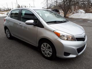 Used 2014 Toyota Yaris LE HATCHBACK for sale in Stittsville, ON