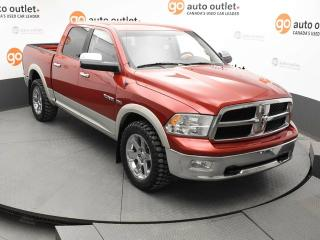 Used 2010 Dodge Ram 1500 Laramie 4x4 Crew Cab 140 in. WB for sale in Red Deer, AB
