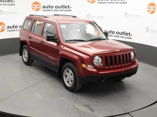 Used 2014 Jeep Patriot SPORT for sale in Red Deer, AB