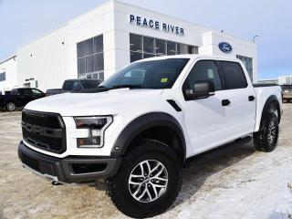 Used 2017 Ford F-150 RAPTOR for sale in Peace River, AB