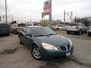 Used 2006 Pontiac G6 AUTO LOW NO RUST PW,PL,PM ALLOY AUDIO CONTROL for sale in Oakville, ON