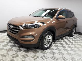 Used 2016 Hyundai Tucson Premium AWD - Local One Owner Trade In | No Accidents | Remote Starter | 2 Sets of Tires | Blind Spot/Rear Cross Traffic Alert | Heated Front/Rear Seats | Climate Control with AC | Back Up Camera | 17 Inch Wheels | Low KMs | Well Looked After | Bluetooth for sale in Edmonton, AB