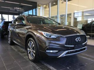 Used 2017 Infiniti QX30 AWD, TECHNOLOGY PACKAGE for sale in Edmonton, AB