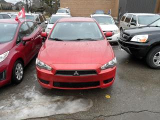 Used 2009 Mitsubishi Lancer for sale in Brampton, ON