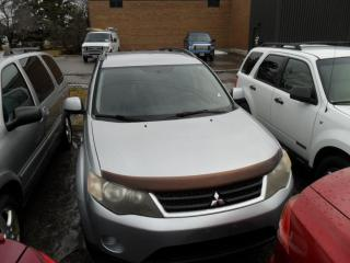 Used 2007 Mitsubishi Outlander for sale in Brampton, ON