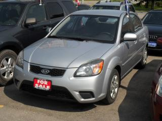 Used 2010 Kia Rio for sale in Brampton, ON